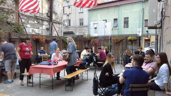 Rođendan:Gosti su uživali u ležernoj atmosferi