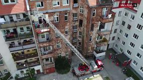 Akcja straży Wrocław