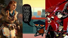 10 najlepiej ocenianych gier ubiegłego kwartału