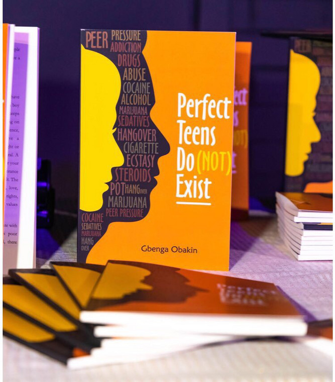 If perfect teens exist, they read this book