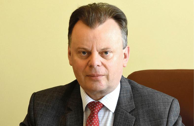 Eugeniusz Gołembiewski, burmistrz miasta Kowal, wiceprezes Unii Miasteczek Polskich, członek Komisji Wspólnej Rządu i Samorządu Terytorialnego  fot. Materiały Prasowe
