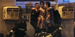 Przebieg zamachów w Paryżu minuta po minucie