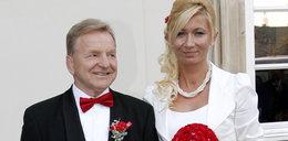 60-letni zapaśnik wziął ślub