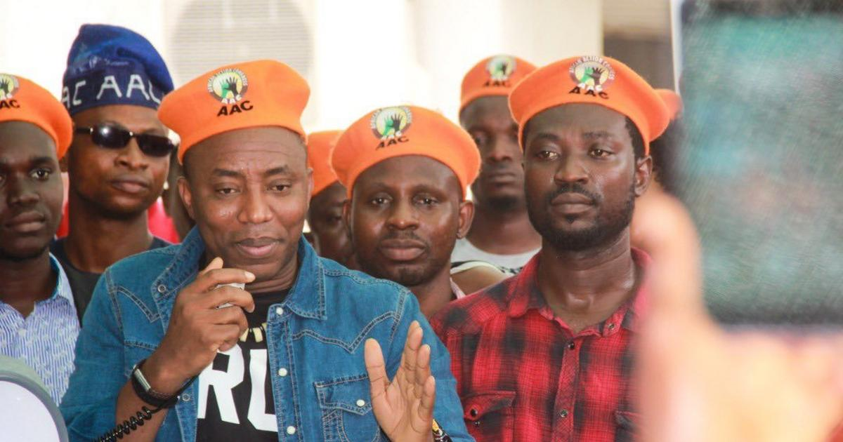 45 Days Detention: DSS challenges court order, insists Sowore plotted to topple govt
