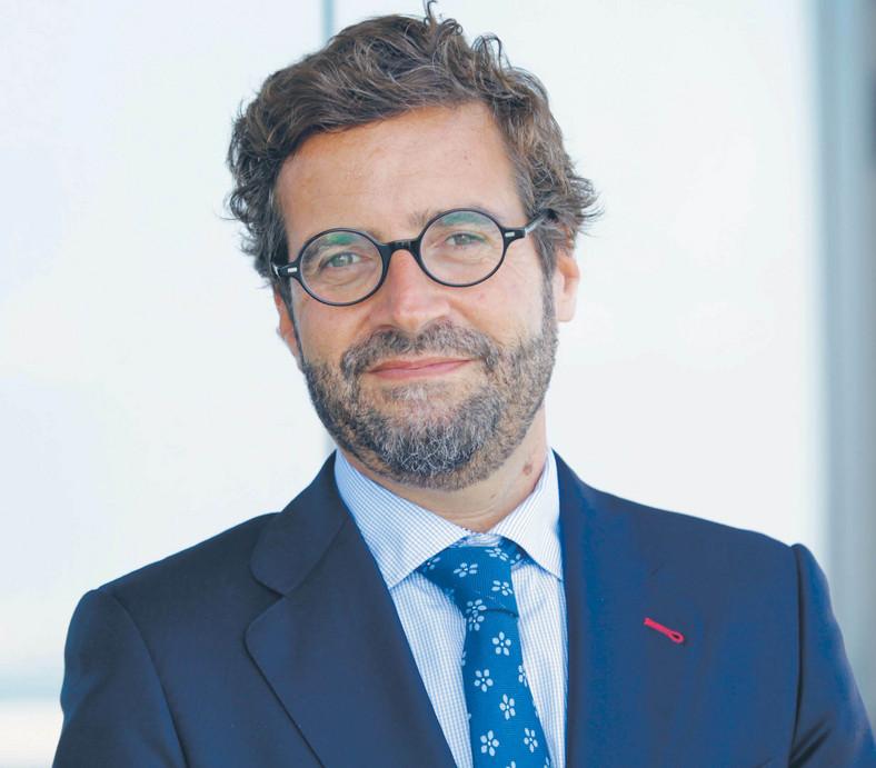 Luis Berenguer rzecznik prasowy Urzędu Unii Europejskiej ds. Własności Intelektualnej