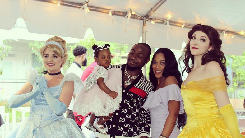 Davido's second baby mama, Amanda has dropped a disturbing post on her Instagram page. [Instagram/Laplubelle]