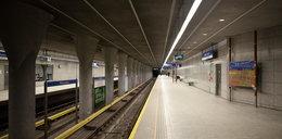 Tragiczny wypadek w metrze. Nie żyje mężczyzna
