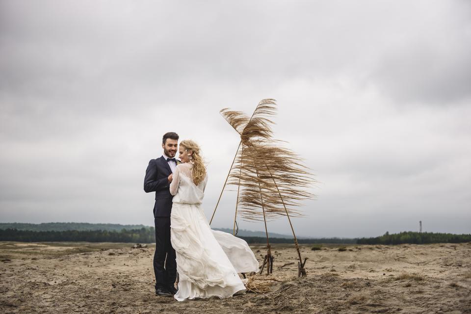 Pustynne boho, czyli opowieść wiatrem na piasku pisana