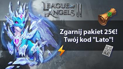 Fenomenalna promocja w League of Legends II