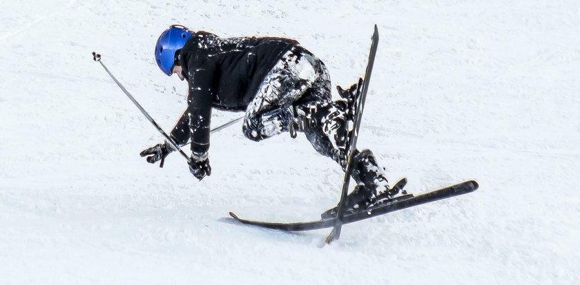 Cena białego szaleństwa. Jak radzić sobie z kontuzją po nartach?