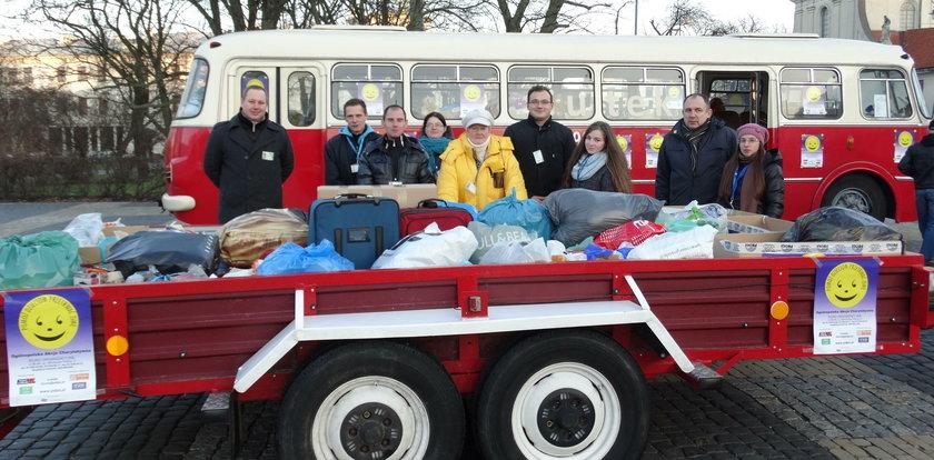 Włącz się do akcji Pomóż Dzieciom Przetrwać Zimę