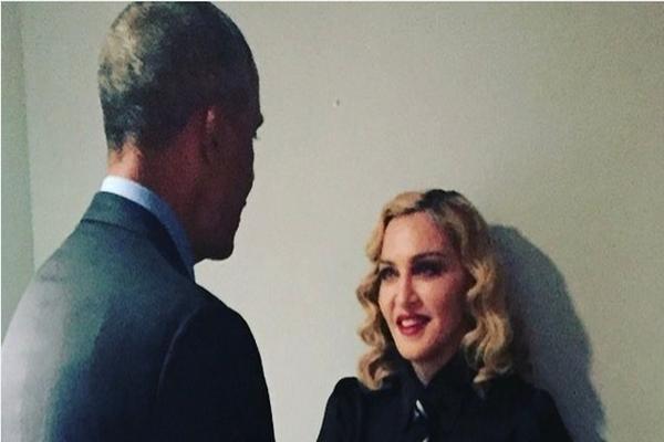 KAKO ĆE REAGOVATI TRAMP? Evo šta je muzička ikona rekla o Baraku Obami