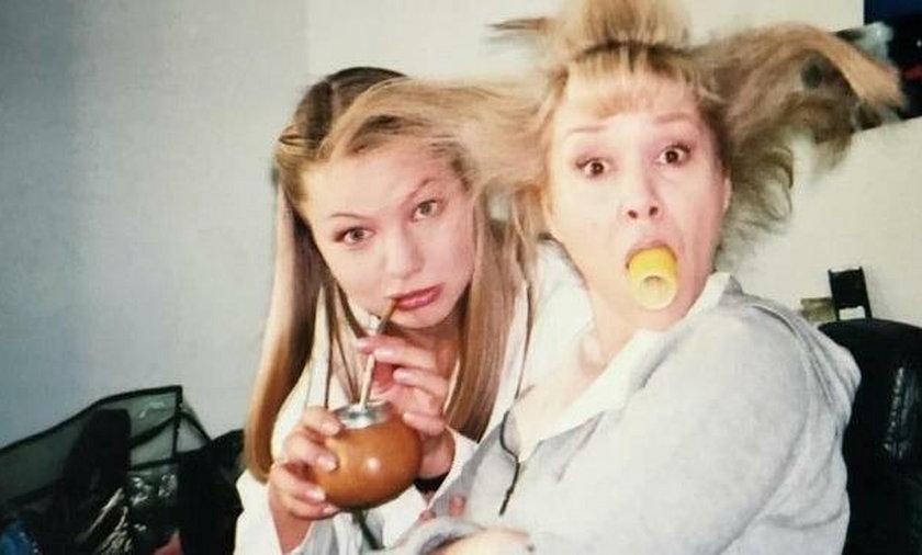Katarzyna Bujakiewicz i Daria Trafankowska