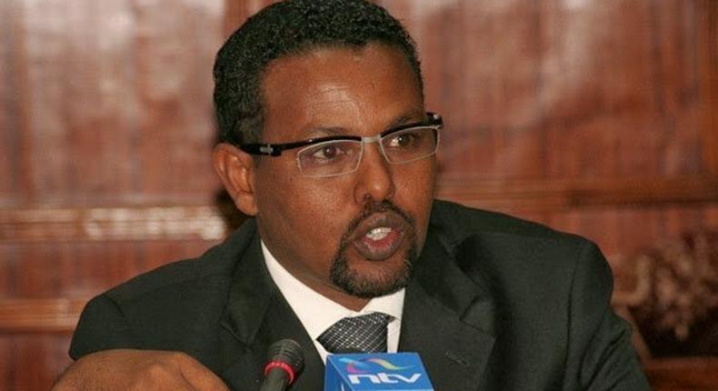 Former Legal advisor to President Uhuru Kenyatta, Abdikadir Mohamed