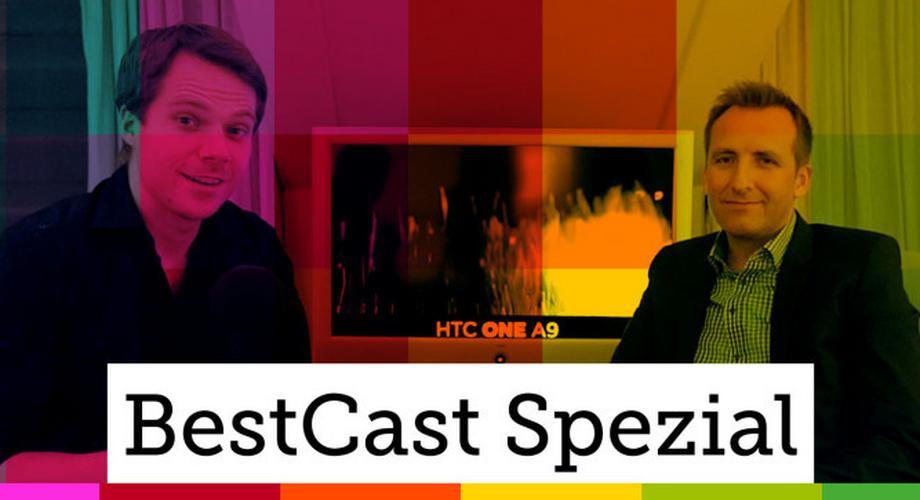 BestCast Special: Interview mit HTC zu One A9, Vive & Co.