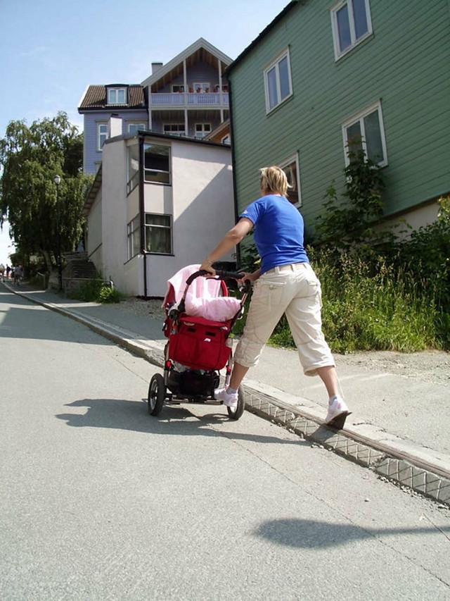 Mame su se dosetile kako da iskoriste dečija kolica