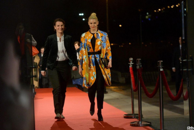Na otvaranju FEST-a u Beogradu