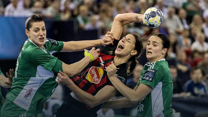 HUNGARY HANDBALL WOMEN EHF CHAMPIONS LEAGUE (Gyori Audi ETO KC vs HC Vardar Skopje)
