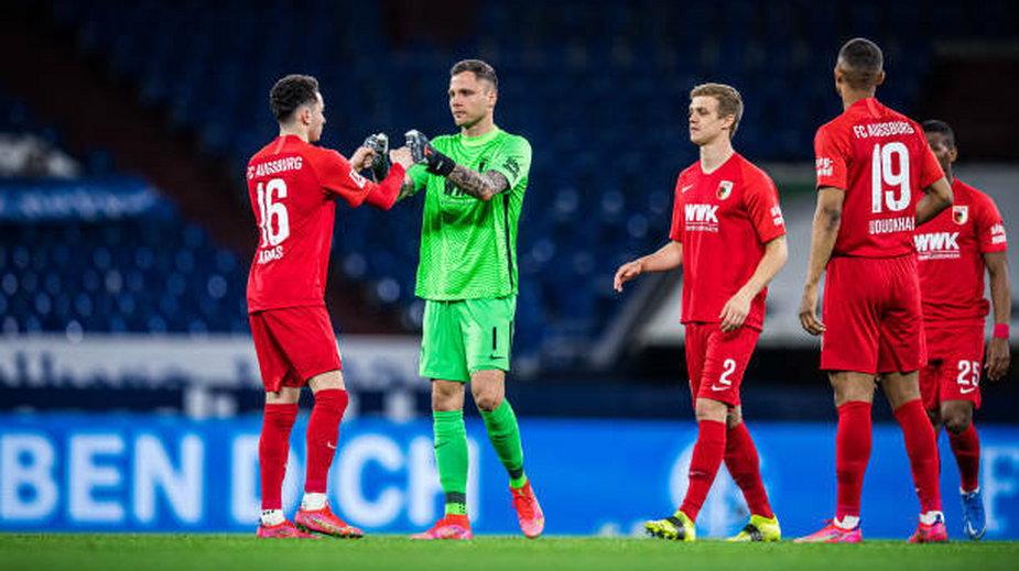 Schalke 1:0 Augsburg