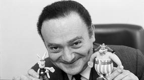 René Goscinny: tata Mikołajka, kumpel Asteriksa