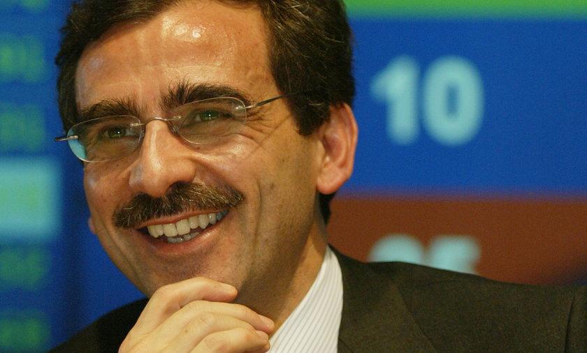 Luigi Lovaglio, prezes Pekao