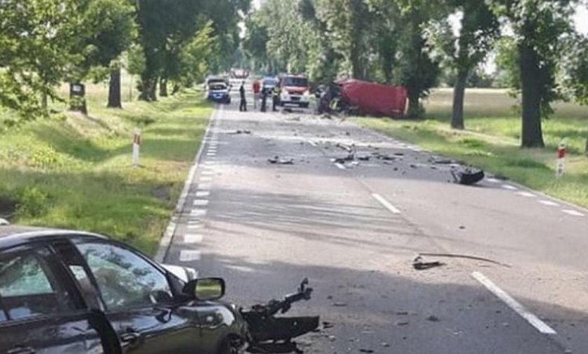 Tragedia na Mazowszu. Nie żyją dwie osoby