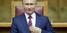 Noworoczne życzenia od Putina. Polskę pominął