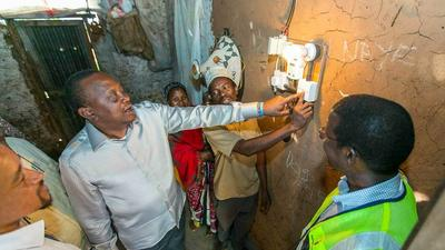 Kenyans to deal with record high electricity bills from September
