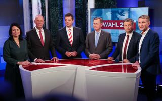 Lewica wygrywa wybory w niemieckiej Turyngii. CDU za plecami AfD