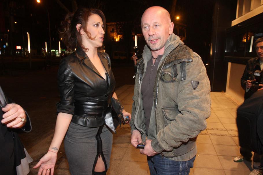 Jelena i Zoran Žika Živanović iz grupe Zana