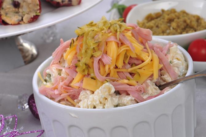 Sočna, kremasta i savršena salata