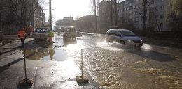 Awaria! Problemy z wodą w całym Wrocławiu