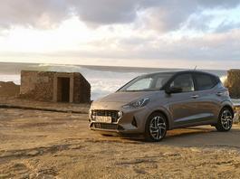 Nowy Hyundai i10 - maluch, który rośnie w siłę