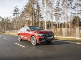 Audi SQ8 – niezdecydowany SUV