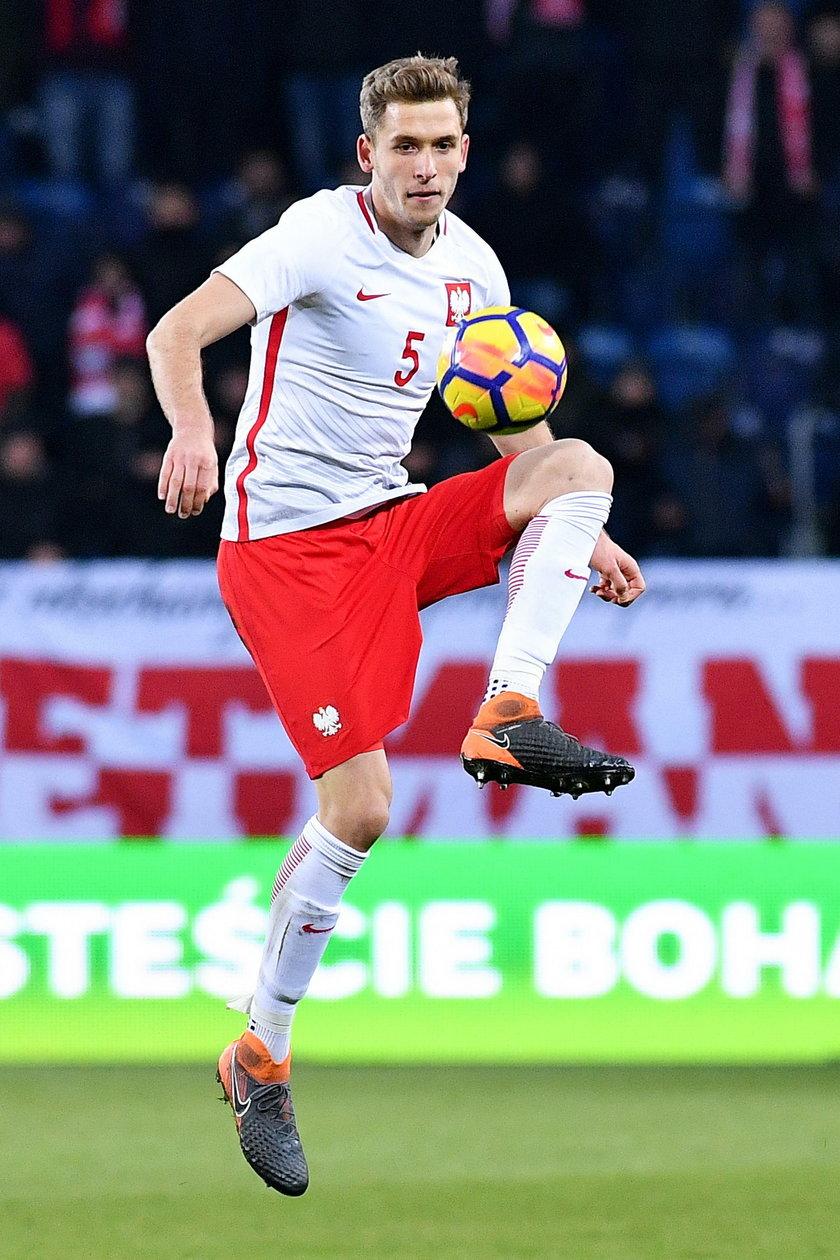 Paweł Bochniewicz (24 l.). Kapitan Górnika Zabrze to mimo młodego wieku jeden z najlepszych obrońców polskiej ligi. W ekstraklasie rozegrał już ponad 80 meczów