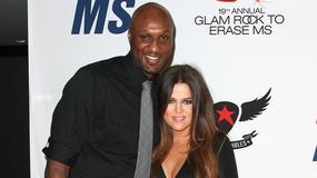 Khloe Kardashian obwinia Lamara Odoma za problemy swojego brata
