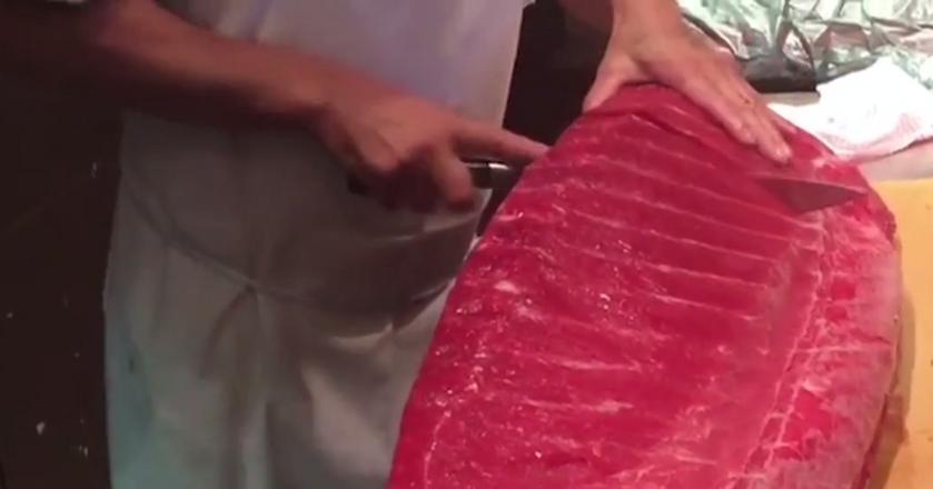BI: Techniki przygotowywania sushi