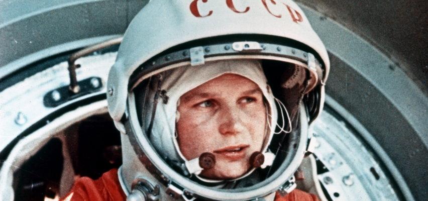 Pierwsza kobieta na orbicie płakała i chciała wracać na Ziemię. Lot był dla niej koszmarem