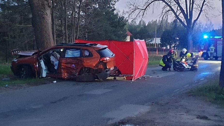 Wypadek Aleksandrów Łódzki