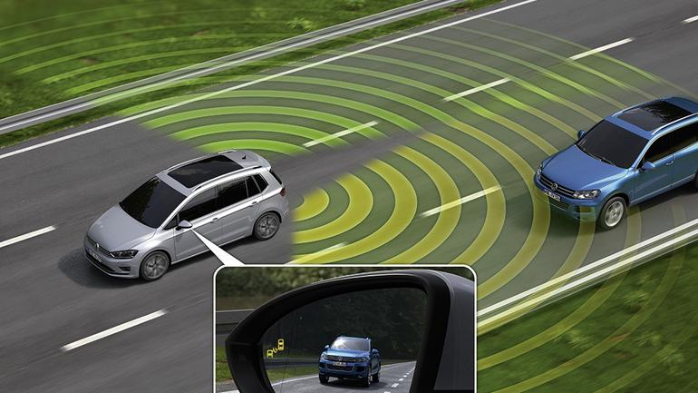 Volkswagen Golf - innowacyjne systemy bezpieczeństwa