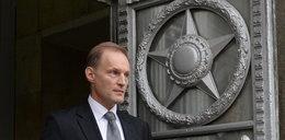 Polski ambasador na dywaniku w Moskwie
