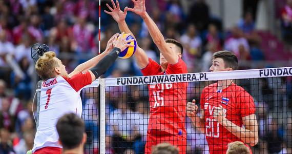 Rosja - Polska, relacja na żywo   Liga Narodów siatkarzy - Siatkówka