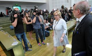 Przegląd prasy: Iwulski był w składzie orzekającym, który w 1982 r. skazał działaczy opozycji niepodległościowej