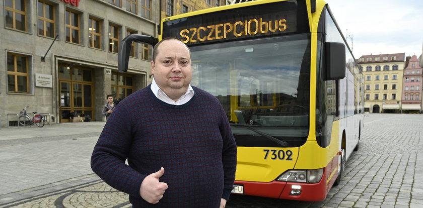 MPK uruchomiło szczepionkowy autobus
