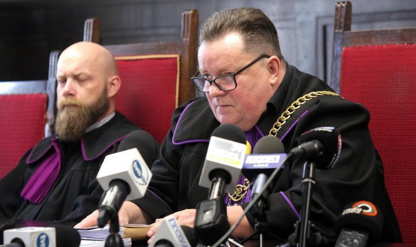 Sąd Okręgowy w Łodzi wydaje wyrok