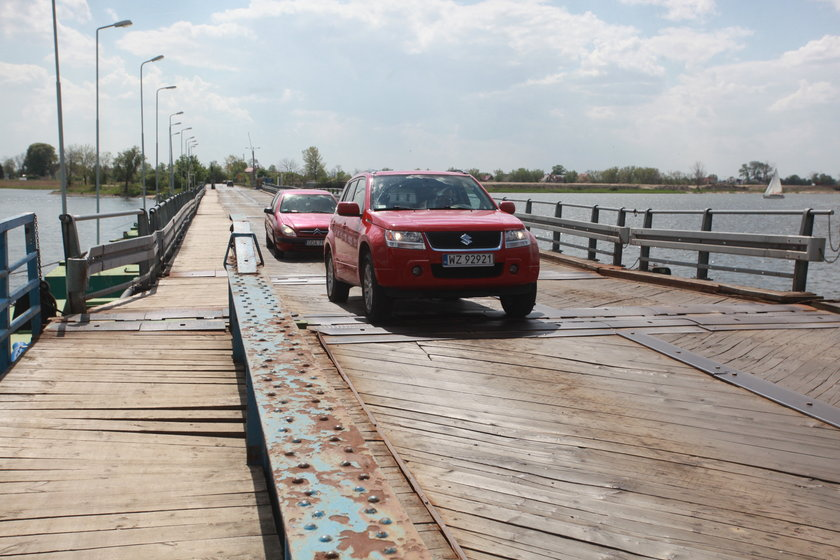 Most w Sobieszewie