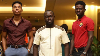 Kuami Eugene sued for Ghc120,000 over 'song theft', Richie Mensah blames Ghana media (WATCH)