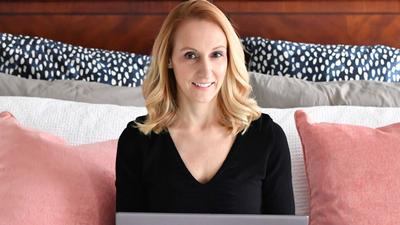 How a former banking VP quit her job during the pandemic and became a life coach for corporate working moms