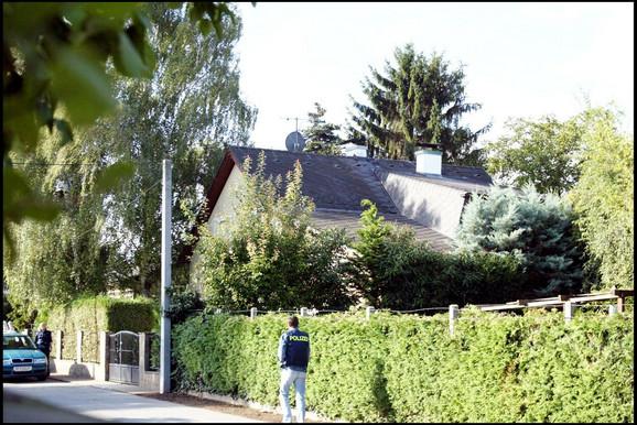 Kuća u kojoj je bila zarobljena