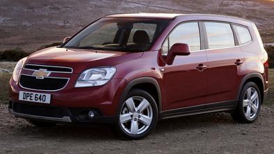 W Ultra Chevrolet Orlando – testy i recenzje, zdjęcia, opinie, dane techniczne PT85